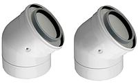 Коаксиальные дымоходы для конденсационных котлов Condens AZB 608/1