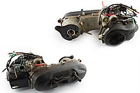 Двигатель 2T Stels 50сс (1E40QMB) (карбюратор) SL