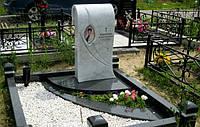 Пам'ятник з мармуру № 232