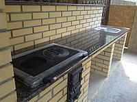 Стільниці з граніту та мармуру, фото 1