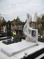 Памятник из мрамора № 234