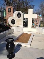 Памятник из мрамора № 241