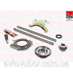 Комплект цепи привода распредвала с уплотнениями 1.8 DI-TDCI Ford C-MAX 11--