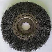 Металическая щетка 240х40 дисковая