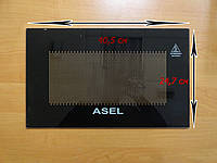 Стекло духовки Asel 40,5 х24,7 см