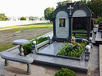Памятник из мрамора № 253