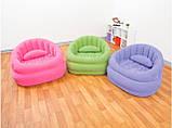 Надувное кресло Intex 102х91х65 см (68563), фото 2
