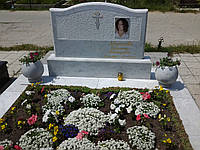 Памятник из мрамора № 260, фото 1