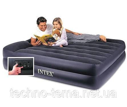Надувная кровать Intex 208х163х47 см (66702)