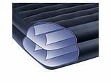 Надувная кровать Intex 208х163х47 см (66702), фото 3
