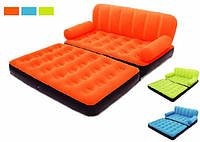 Надувной диван-трансформер 5 в 1 Bestway 193х152х64 см (67356)