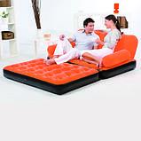 Надувной диван-трансформер 5 в 1 Bestway 193х152х64 см (67356), фото 3