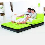 Надувной диван-трансформер 5 в 1 Bestway 193х152х64 см (67356), фото 4
