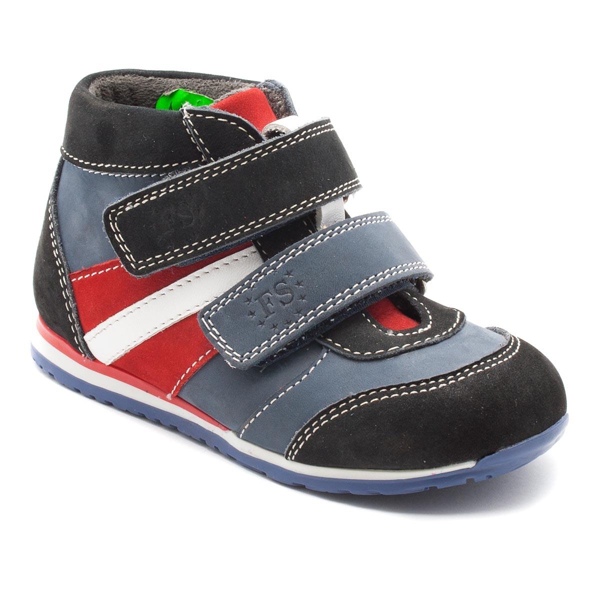 Кожаные ботинки FS Сollection, демисезонные, размер 20-30