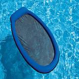"""Пляжное надувное кресло - гамак Intex  """"Сетчатое дно"""" 178х99 см (58833), фото 2"""
