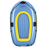 """Надувная лодка Intex """"Pacesetter 100"""" 160х94 см (58345), фото 2"""