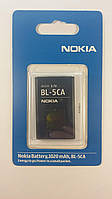 Аккумулятор Nokia BL-5CA  Li-Ion, 700 mAh (High Copy)