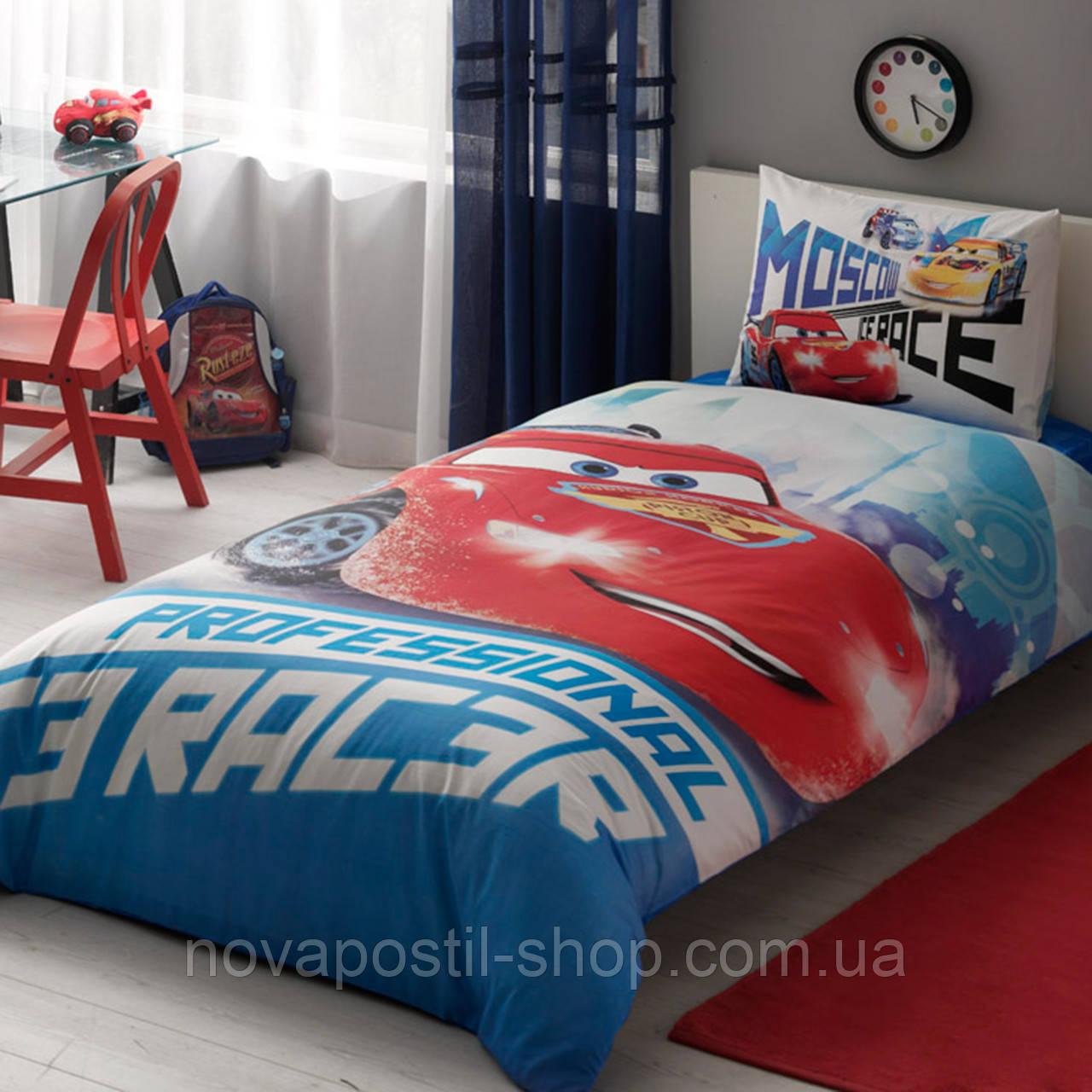 Комплект постельного белья CARS ICE