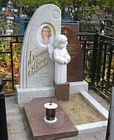 Памятник из мрамора № 280