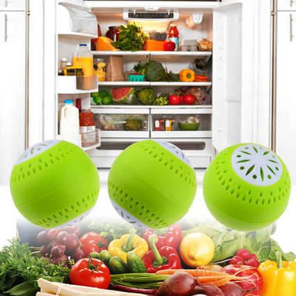 Поглотитель запаха в форме шарика (Fridge Balls), фото 2