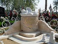 Памятник из мрамора № 293, фото 1
