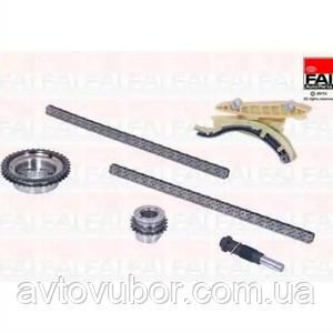 Комплект ланцюга приводу розподільного валу без ущільнень 1.8 DI-TDCI Ford Focus 05-08