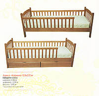 """Детская кровать """"Карина"""", фото 1"""