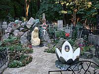 Памятник из мрамора № 297