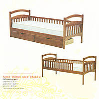 """Детская кровать """"Жасмин Люкс"""""""