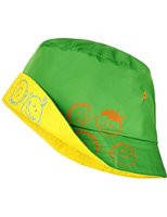 Головные уборы летние панамка двустороння мал. зеленый/желтый 100 % полиэстер 53503-714800 MaxiMo, Германия