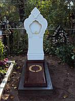 Памятник из мрамора № 298