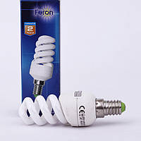 Энергосберегающая лампа Feron ELT19 9W 230V E14 2700K (белый теплый)