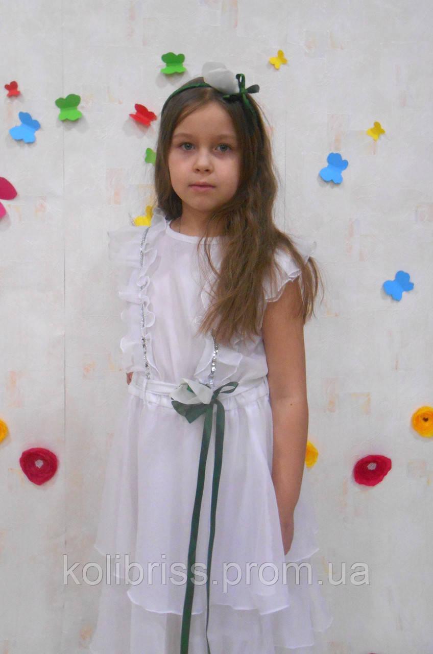Карнавальный костюм подснежник, пролисок, первоцвет прокат