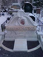 Памятник из мрамора № 2003, фото 1