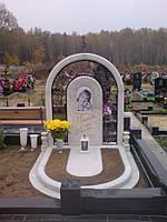 Памятник из мрамора № 2004, фото 1