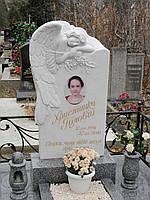 Памятник из мрамора № 2005