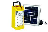 Портативные комплекты освещения на солнечных панелях