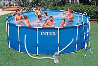 Бассейн каркасный Intex 366х99 см (28218) (54424)