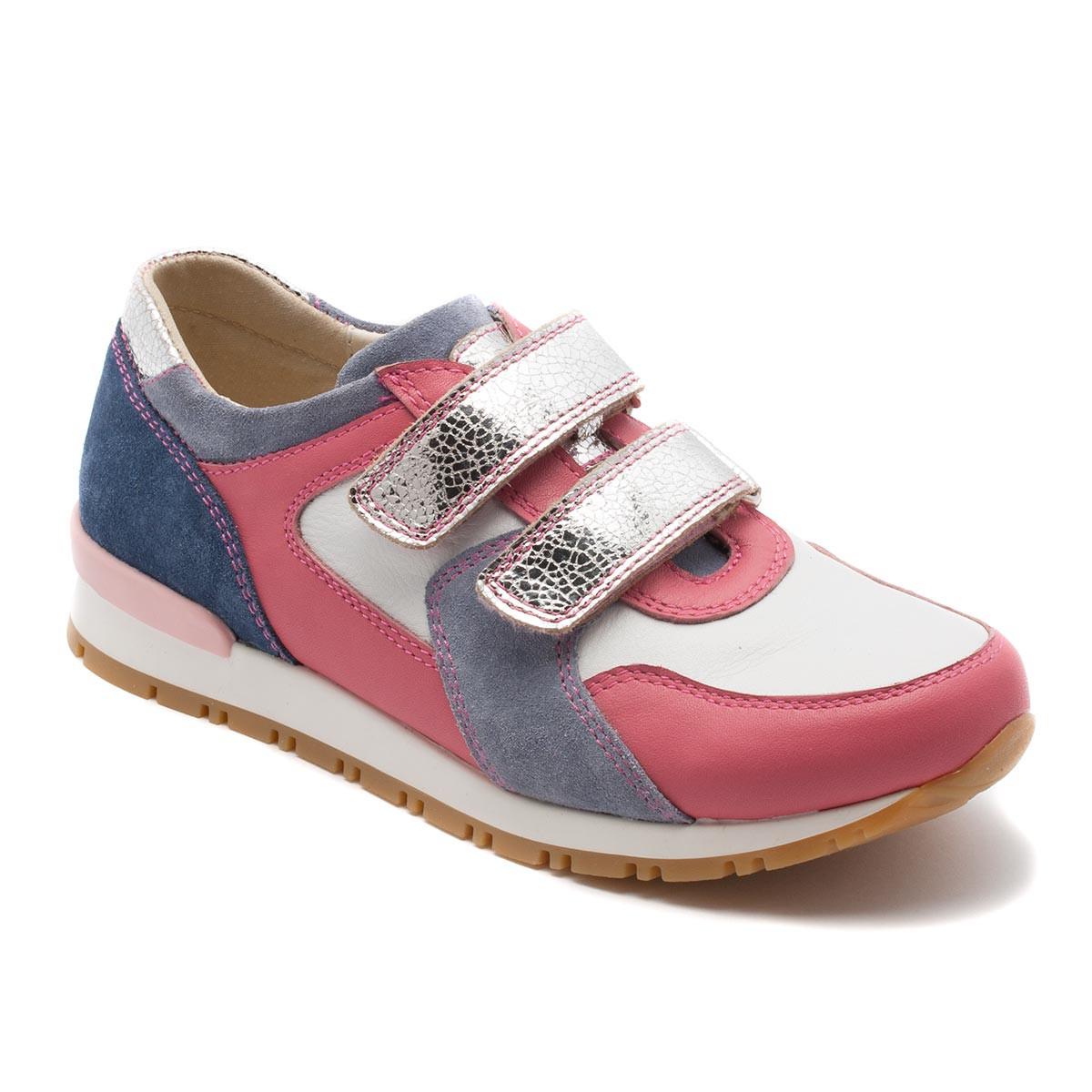eaaa3bae Кожаные кроссовки FS Сollection для девочки, размер 32-35 ...