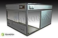 Ламинарный бокс (шкаф) с горизонтальным потоком воздуха.