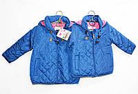 Курточка детская на флисе для девочки. №9138, фото 1