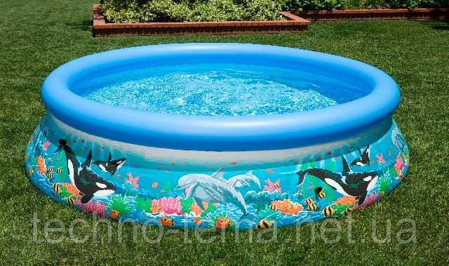 Intex Надувной бассейн Intex Ocean Easy Set Pool 305х76 см (54900)