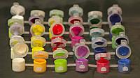 Краска акриловая набор (6шт)