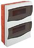 Щит ящик щиток пластиковый 16 модулей автоматов распределительный встраиваемый цена купить
