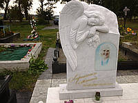 Памятник из мрамора № 2019, фото 1