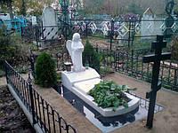 Памятник из мрамора № 2027