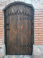"""Дверь деревянная """"Сказка"""""""