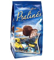 Шоколадные конфеты с молочно-кремовой начинкой Maitre Truffout, 300 г