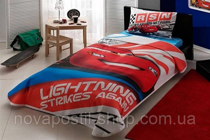Комплект постельного белья TAC Disney Cars Lightning