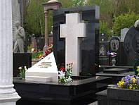 Памятник из мрамора № 2040